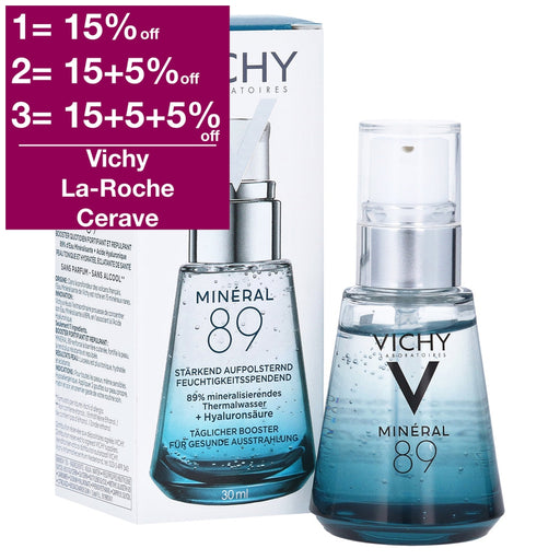 Vichy Mineral 89 Hyaluronic Acid Booster 30 ml