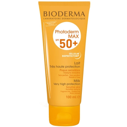 Bioderma Photoderm MAX (Light) SPF 50+ Sunscreen 100 ml