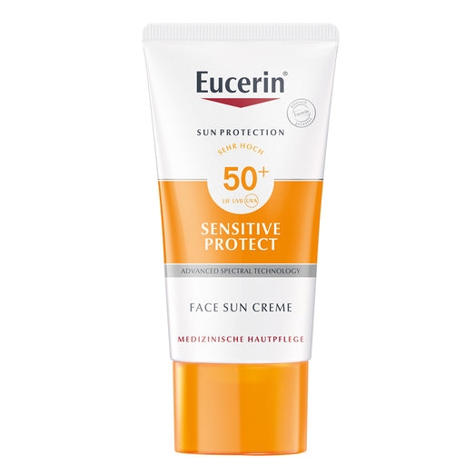 Eucerin Sun Cream Sensitive Protect SPF 50+
