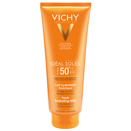 Vichy Idéal Soleil Face & Body Sunscreen SPF 50+ Family 300 ml