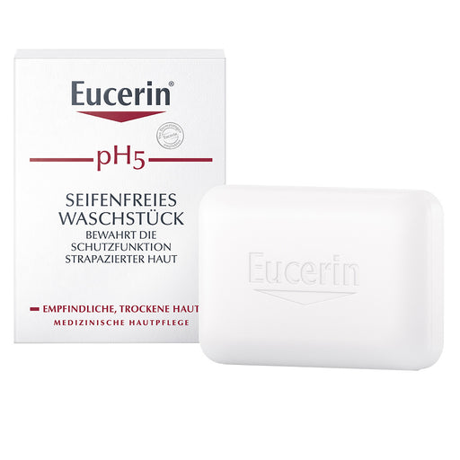 Eucerin pH5 Soap-Free Bar 100 g