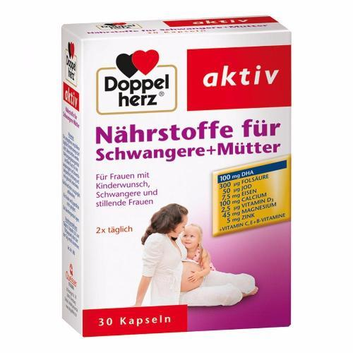 Doppelherz Pregnant Women & Mothers Nutrients