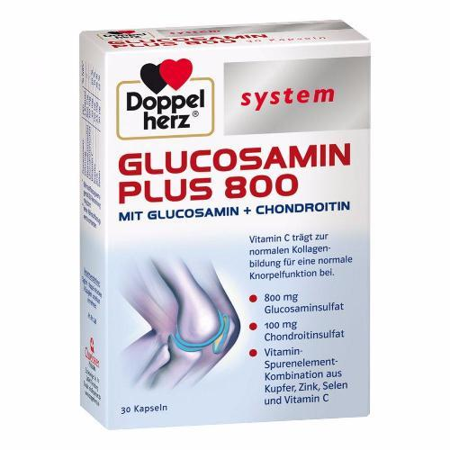 Doppelherz System Collection: Glucosamine Plus 800