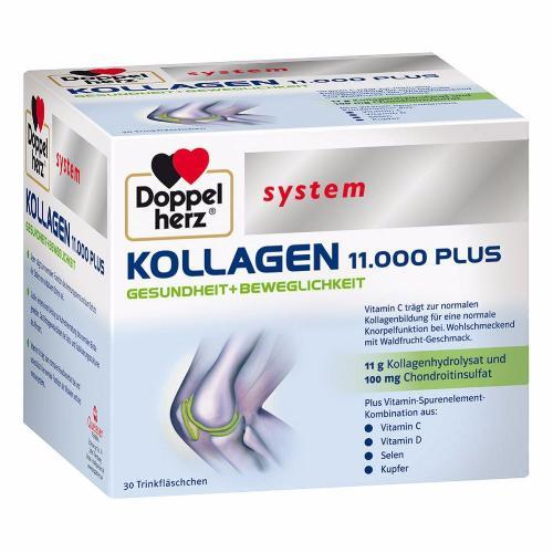 Doppelherz System Collection: Collagen 11.000 Plus