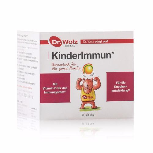 Dr. Wolz Children Immune (individual pack)