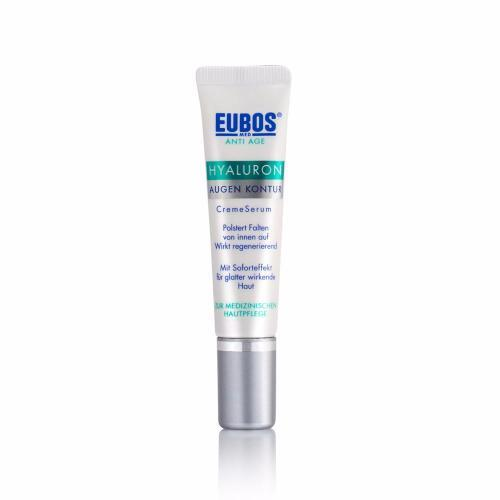Eubos Anti-Age Hyaluronic Acid Eye Contour Cream-Serum