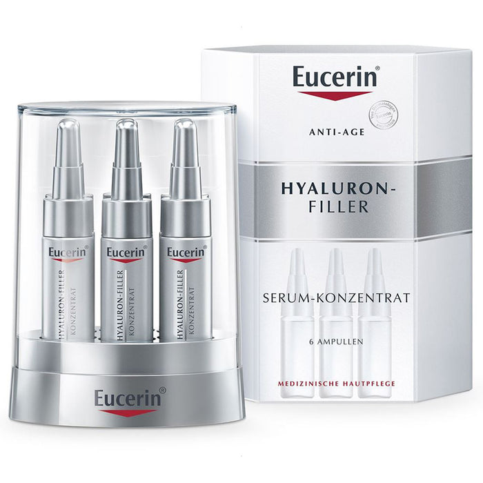Eucerin Anti-Age Hyaluron-Filler Serum | Skin Care