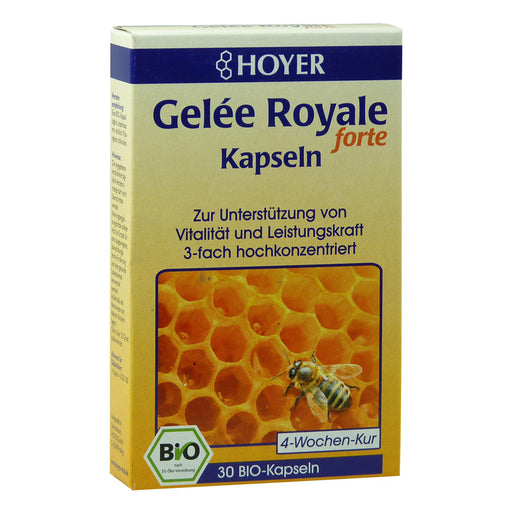 Hoyer Royal Jelly Forte Capsules 30 pcs