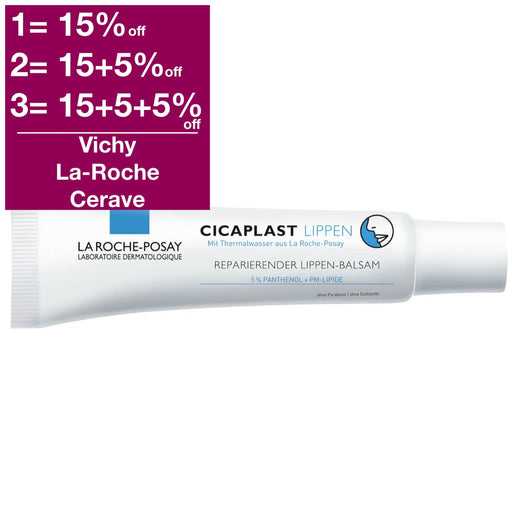 La Roche-Posay Cicaplast Lips 7.5 ml is a Lip Care