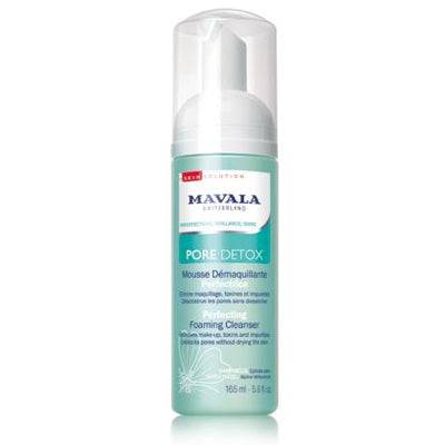 Mavala Pore Detox Cleansing Foam Perfection 165 ml