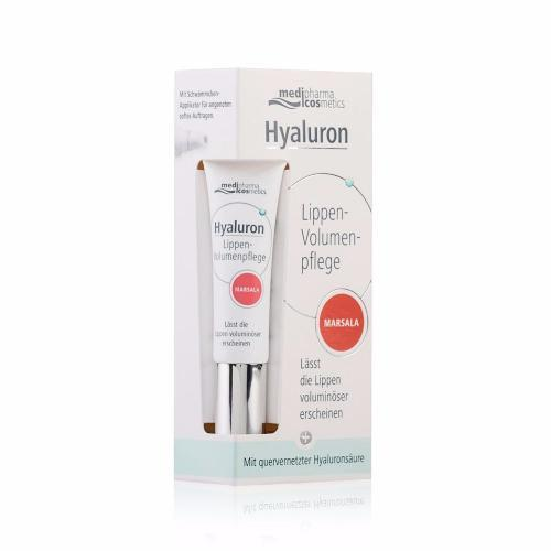 Hyaluronic Acid Lip Volume Care - Marsala 7 ml
