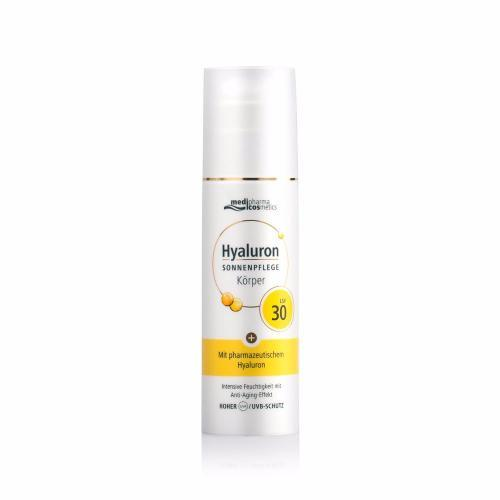 Medipharma Cosmetics Hyaluronic Acid Sun Care Body SPF30