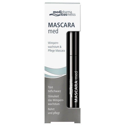 Medipharma Cosmetics Mascara Med for longer and stronger eyelashes