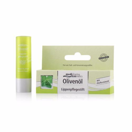 Medipharma Cosmetics Olive Oil Lip Care