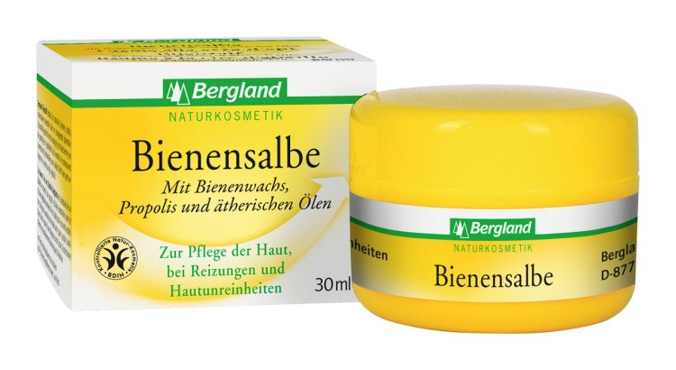Bergland Bees Ointment 30 ml is a 24H Cream