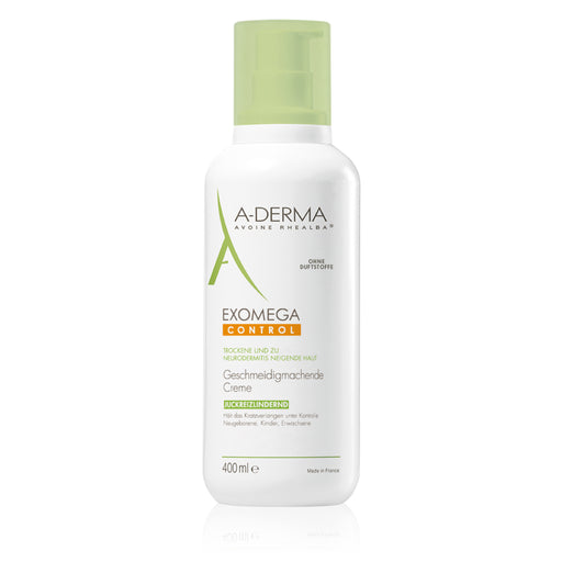 A-Derma Exomega Control Anti-Scratching Cream 400ml