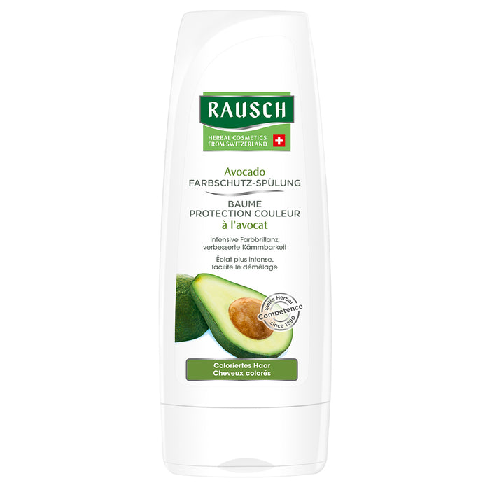 Rausch Avocado Conditioner for Dyed Hair