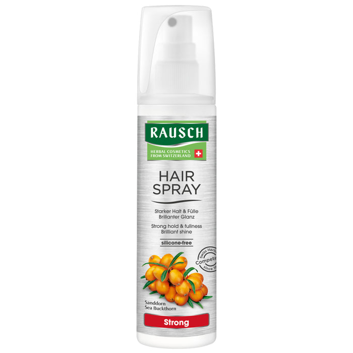 Rausch Hair Spray | Strong Natural Hair Spray Non-Aerosol