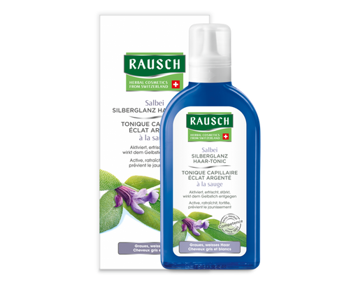 Rausch Sage Silver Shine Hair Tonic 200ml