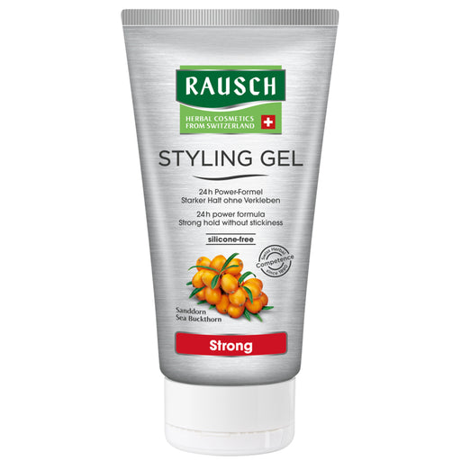 Rausch Styling Gel Strong 150 ml is a natural and herbal Hair Styling product