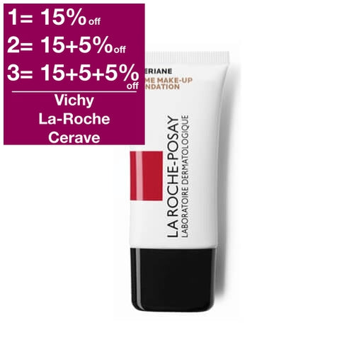 La Roche-Posay Toleriane Cream Foundation 01 30ml is a Foundation