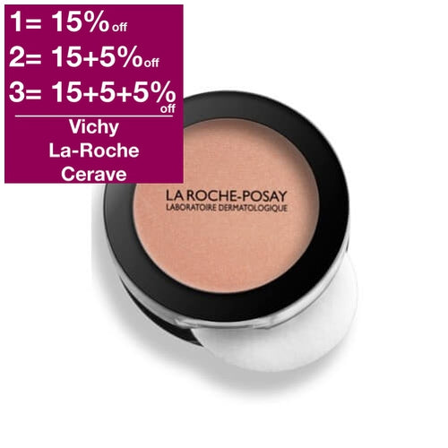 La Roche-Posay Toleriane Teint Blush 03 Caramel Tendre 5g is a Powder