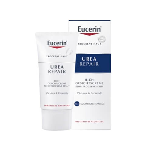 UreaRepair Face Cream 5% Urea Rich 50 ml
