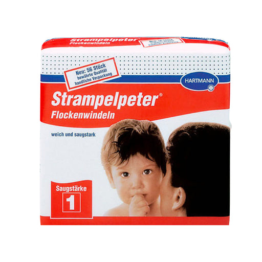 Strampelpeter Diapers Pads 56 pcs
