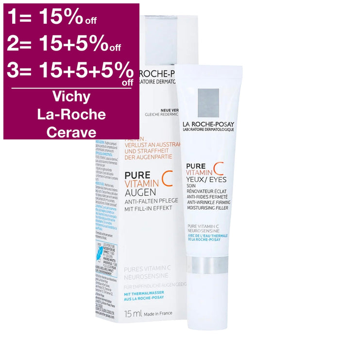 La Roche-Posay Redermic C Eyes 15ml
