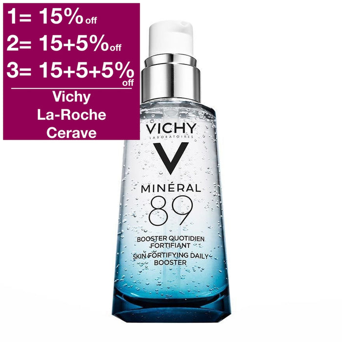 Vichy Mineral 89 - Hyaluronic Acid Serum Booster