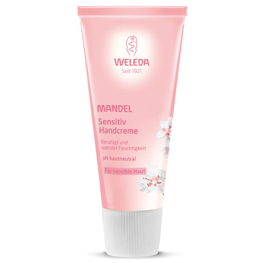 Weleda Almond Sensitive Skin Hand Cream | Natural Skin Care