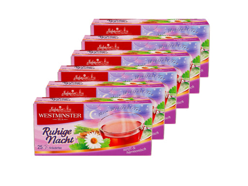 Westminster Good Sleep Tea 6 packs - Health Grocery