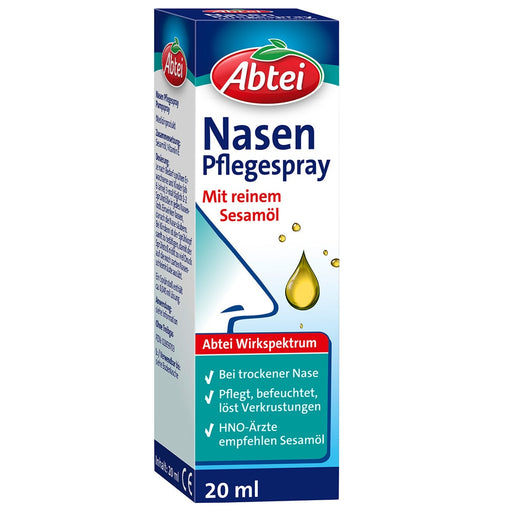 Abtei Nasal Care Oil Nasal Spray 20 ml