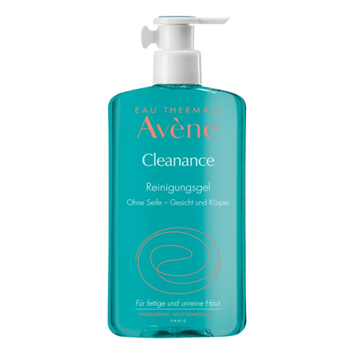 Avene Cleanance Cleansing Gel 400 ml