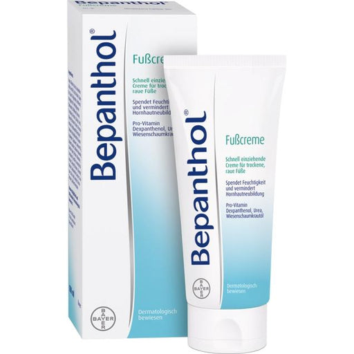 Bepanthol Foot Cream 100 ml