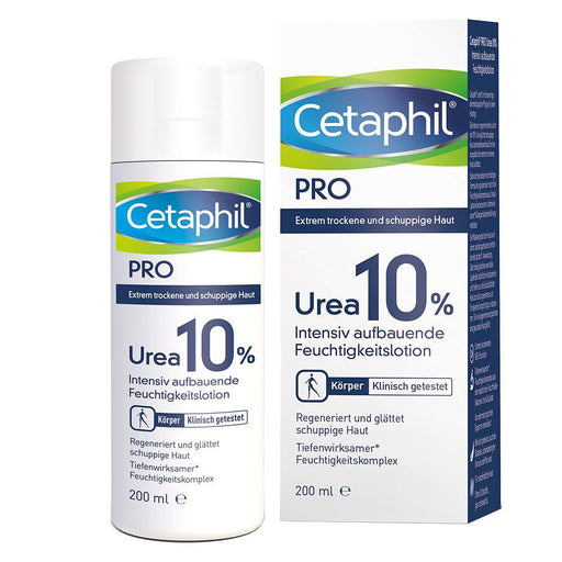 Cetaphil Pro Urea 10 % Lotion 200 ml