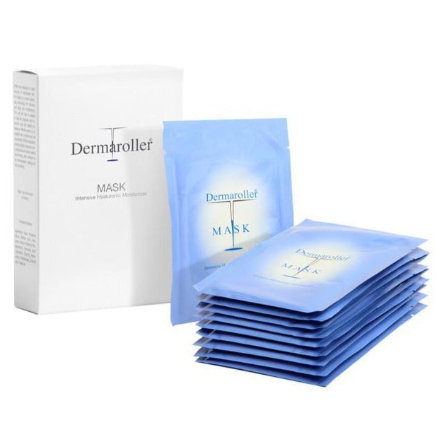 Dermaroller Mask 10 pcs is a Face Mask