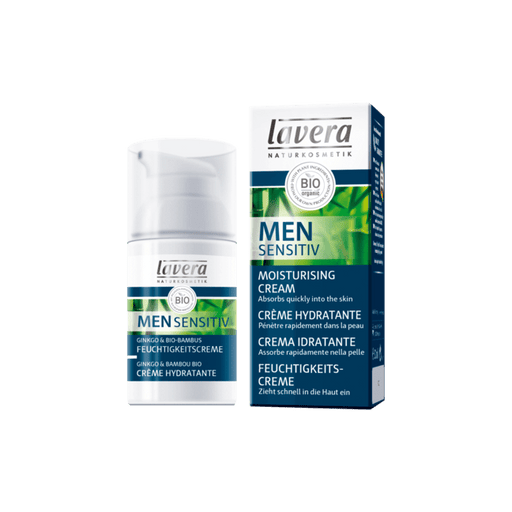 Lavera Men Sensitive Nourishing Moisturizer 30 ml is a Day Cream