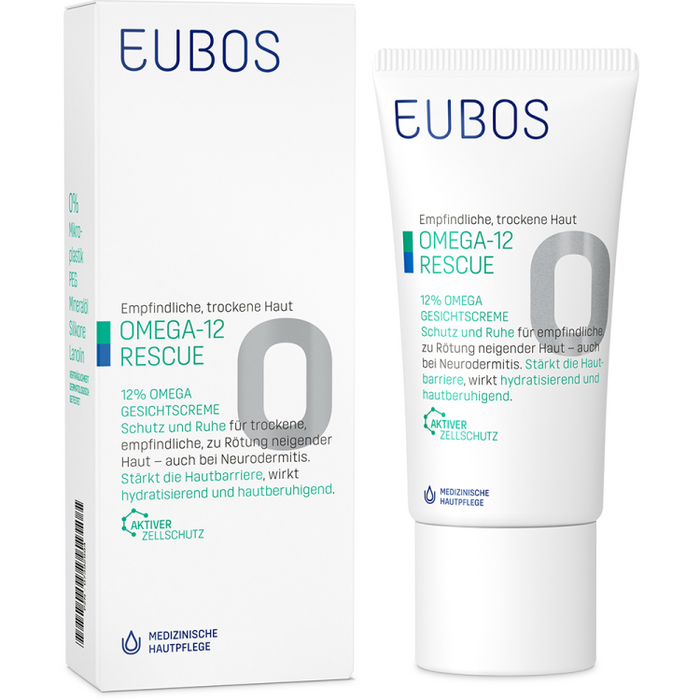 Eubos Omega Face Cream 50 ml