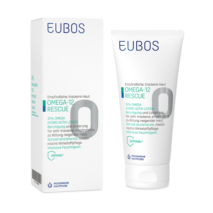 Eubos Omega Hydro-Active Lotion 200 ml
