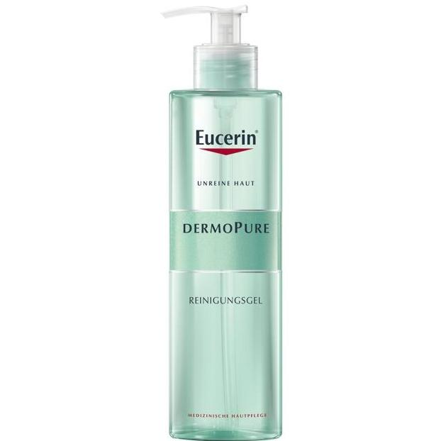 Eucerin DermoPure Cleansing Gel 400 ml
