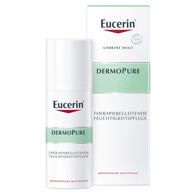 Eucerin Dermopure Therapy Accompanying Moisturizer 50 ml