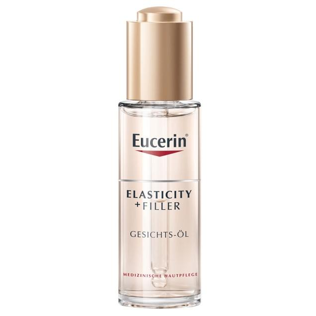 Eucerin Elasticity + Filler Facial Oil 30 ml the bottle