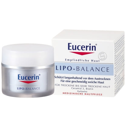 Eucerin Lipo-Balance Intensive Hydration Cream