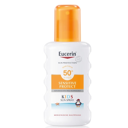 Eucerin Kids Sun Spray Sensitive Protect SPF 50+