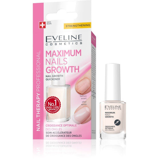 Eveline Cosmetics Nail Therapy Professional Maximum Nails Growth 12 ml