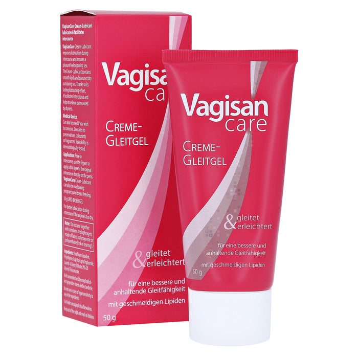 Vagisancare Cream Lubricating Gel 50 g