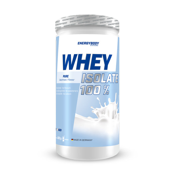 Whey Isolate 100% Neutral Flavour 600 g