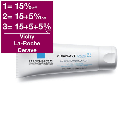 La Roche-Posay Cicaplast Baume B5 Cream 15ml is a Body Lotion & Oil