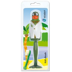 Miradent Children Toothbrush- Parrot 1 pcs
